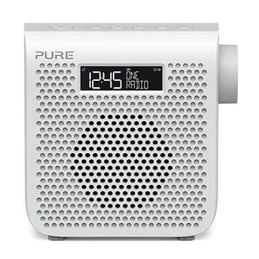 Pure One Mini Series 3 Blanc Radio numérique et FM portable