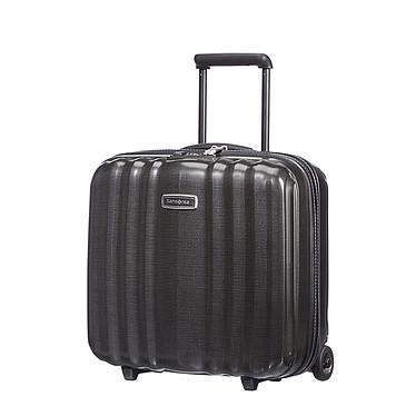 Samsonite Lite-Cube DLX Valise rigide professionnelle à roulettes pour ordinateur portable (jusqu'à 15.6'') avec compartiment à vêtements