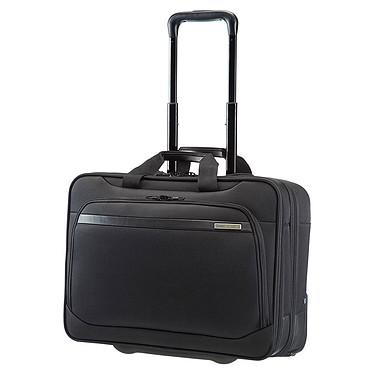 """Samsonite Vectura Trolley 17.3"""" Sacoche professionnelle à roulettes pour ordinateur portable (jusqu'à 17.3'') et tablette"""