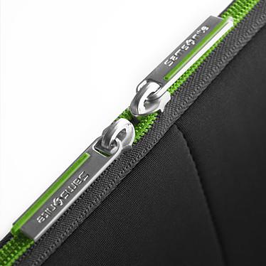 "Avis Samsonite Airglow Sleeve 15.6"" (noir/vert)"