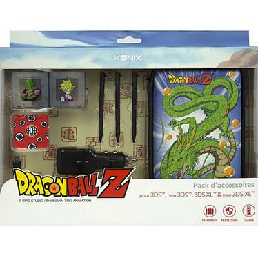 Konix Pack d'accessoires Dragon Ball Z Shenron Pack d'accessoires Dragon Ball Z pour 3DS, new 3DS, 3DS XL & new 3DS XL