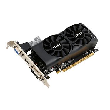 Avis MSI GeForce GTX 750 Ti N750TI-2GD5TLP