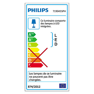 Philips Hue lightstrip plus Extension 1 mètre pas cher