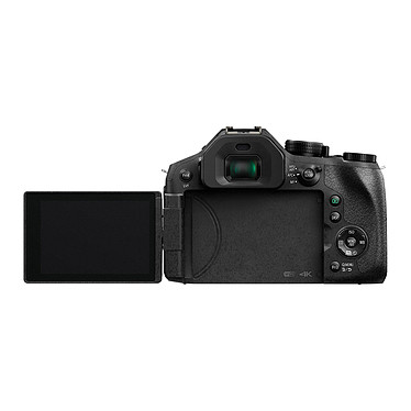 Avis Panasonic DMC-FZ300 Noir
