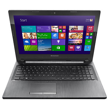 "Lenovo G50-80 (80E502SUFR) Intel Core i5-5200U 4 Go 1 To 15.6"" LED HD AMD Radeon R5 M330 Graveur DVD Wi-Fi AC/Bluetooth Webcam Windows 10 Famille 64 bits"