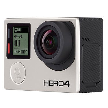 Avis GoPro HERO 4 : Black Edition + Fixation Frontale pour Casque