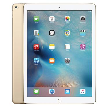 "Apple iPad Pro 32 Go Wi-Fi Or Tablette Internet - Apple A9X 64 bits 4 Go SSD 32 Go 12.9"" LED tactile Wi-Fi AC / Bluetooth Webcam iOS 9"