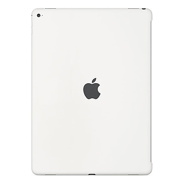 Apple iPad Pro Silicone Case Blanc