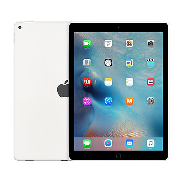 Avis Apple iPad Pro Silicone Case Blanc