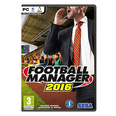 Football Manager 2016 (PC/MAC)