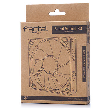 Comprar Fractal Design Silent Series R3 120mm