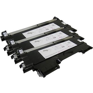 Multipack toners compatibles TN-2010 / TN-2210 / TN-2220 Pack de 3 toners compatibles Brother TN-2010 / TN-2210 / TN-2220 noir (2 600 pages à 5%)