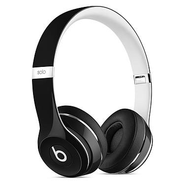 Beats Solo 2 Luxe Edition Noir Casque supra-auriculaire fermé avec microphone intégré