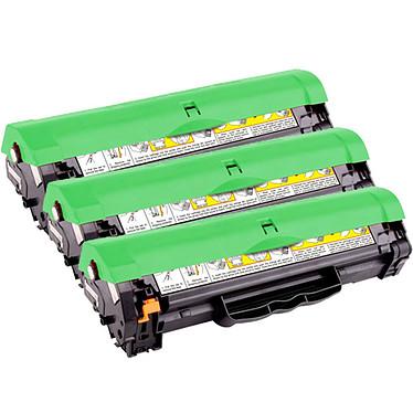 Multipack toners compatibles HP CE285A / Canon CRG-725 (negro) Paquete de 3 tóners compatibles HP CE285A / Canon 725 (1.600 páginas al 5%) Negro