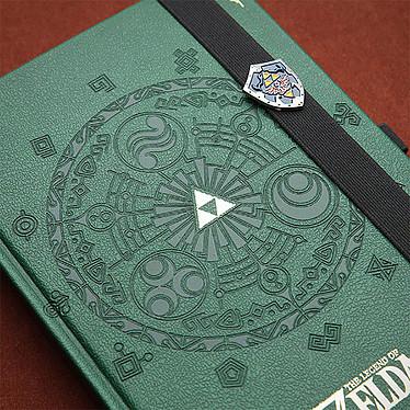 Avis Cahier Premium A5 The Legend of Zelda