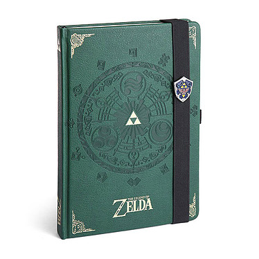 Cahier Premium A5 The Legend of Zelda Cahier 120 pages A5 210 x 148 mm