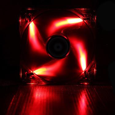 Avis BitFenix Spectre LED PWM 120mm - Rouge