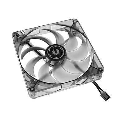 BitFenix Spectre LED PWM 140mm - Blanc Ventilateur LED PWM 140 mm