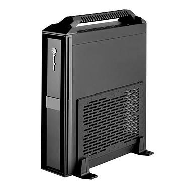 SilverStone Milo ML08-H (noir) Boîtier Desktop HTPC avec poignée