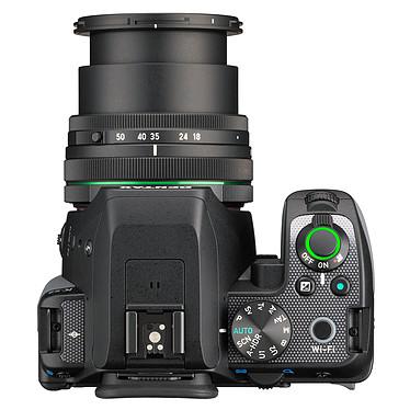 Acheter Pentax K-S2 Noir + Objectif DA 18-50mm DC WR RE + Sacoche + SDHC 16 Go