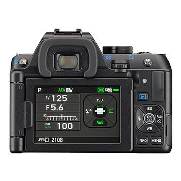 Avis Pentax K-S2 Noir + Objectif DA 18-50mm DC WR RE + Sacoche + SDHC 16 Go
