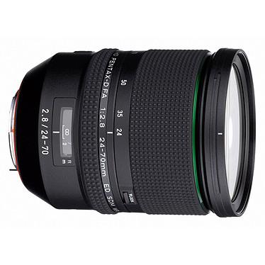 Pentax smc D-FA 24-70mm f/2,8 ED SDM WR