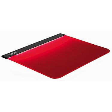 JOY-iT Lightpad (rouge/rose) Tapis de souris lumineux (connexion USB)
