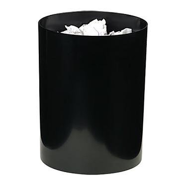 CEP Confort Corbeille à papier Noir 16 litres Poubelle à papier de 16 litres 260 x 260 x 337 mm