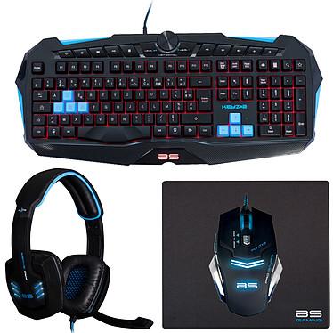 Bluestork Kuatuor Gaming Pack v2