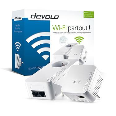 Devolo dLAN 550 Wi-Fi Starter Kit pas cher