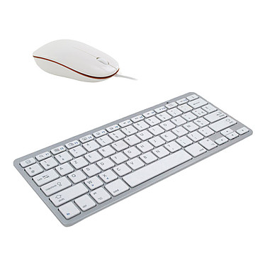 Mobility Lab Mini Wireless Keyboard for Mac + souris OFFERTE !