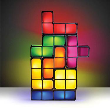 Avis Tetris - Lampe d'ambiance modulable 7 pièces