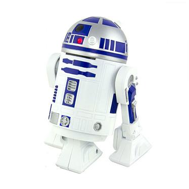 Star Wars - Mini aspirateur de bureau USB (R2-D2)