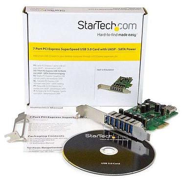 Opiniones sobre StarTech.com PEXUSB3S7