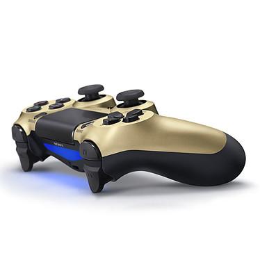 Avis Sony DualShock 4 Or (PS4)