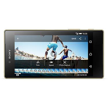Avis Sony Xperia Z5 Premium Or