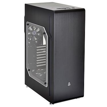 Lian Li PC-X510 WX (noir) Boitier moyen-tour en aluminium avec fenêtre