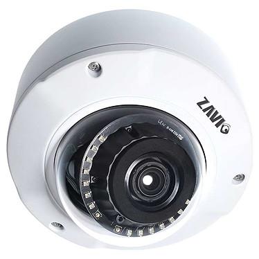 ZAVIO D8520 Caméra IP d'extérieur IP66/IK10 à dôme Full HD 5 MP 1080p jour/nuit PoE (Ethernet)
