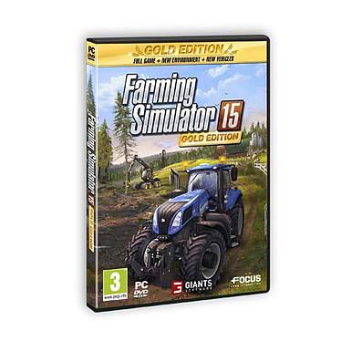 Saitek Farming Simulator 15 Simulation Pack pas cher