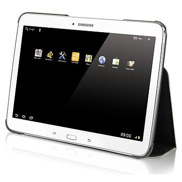 """Mobilis Case C2 Galaxy Tab S et S2 9.7"""" Étui de protection avec patte élastique de saisie pour tablette Samsung Galaxy Tab S et S2 9.7"""""""