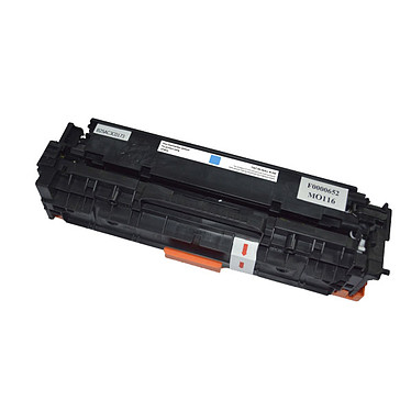 Toner compatible HP CF381A (Cyan)