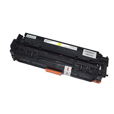 Toner compatible HP CF382A (Jaune) Toner jaune compatible HP CF382A (2700 pages à 5%)