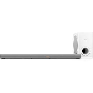 Philips HTL3160S Barre de son 3.1 Bluetooth, NFC et HDMI ARC avec caisson de basses sans fil