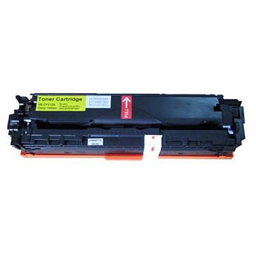 Toner compatible HP 131A / Canon 731 Y (Jaune)