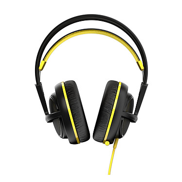 Avis SteelSeries Siberia 200 (Proton Yellow) + Striped Beanie OFFERT !