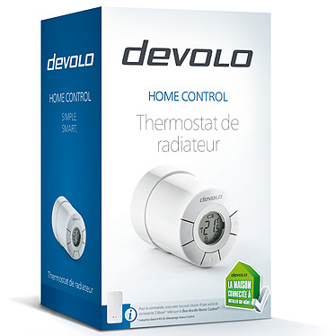 Comprar Devolo Home Control Termostato de radiador