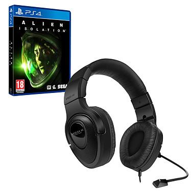 Speedlink Medusa XE (PS4) + Alien Isolation (PS4) OFFERT ! Casque-micro pour gamer (PS4) + Alien Isolation (PS4) offert !