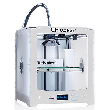 Ultimaker 2 Imprimante 3D couleur à 1 tête d'impression ABS/PLA/Nylon - USB