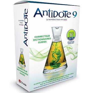 Druide Antidote 9 Logiciel d'aide à la rédaction Français ou Anglais (français, WINDOWS / MAC)