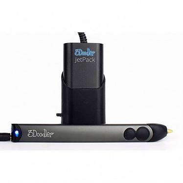 3Doodler JetPack batterie 2.0 Batterie portable pour stylo 3Doodler 2